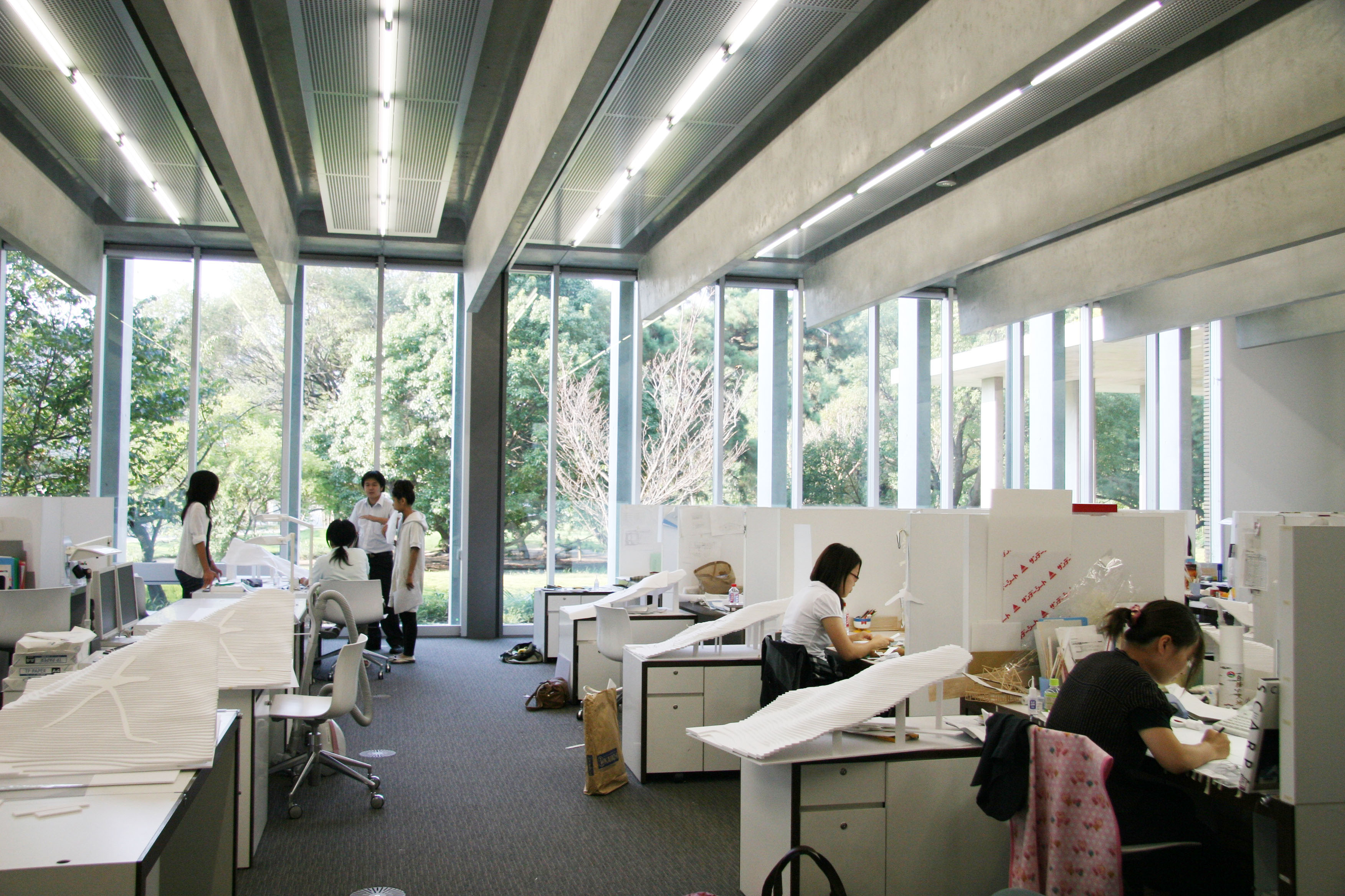 Mukogawa women 39 s university architecture studio for U of m architecture